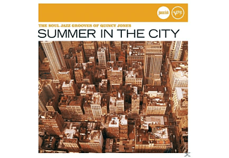 Quincy Jones - Summer In The City (Jazz Club) [CD]
