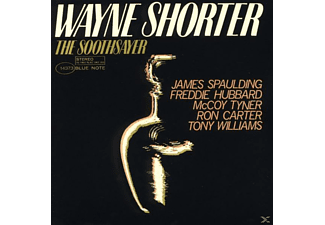 Wayne Shorter - THE SOOTHSAYER (RVG EDITION) - (CD)