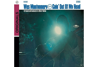 Wes Montgomery - Goin' Out Of My Head - (CD)