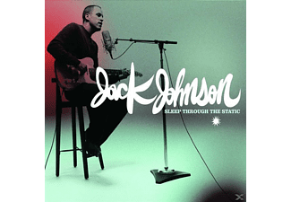 Jack Johnson - Sleep Through The Static - (CD)