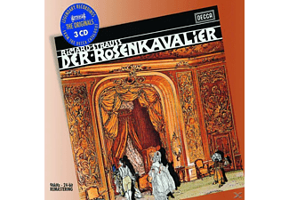 Sir Georg Solti, Crespin/Minton/Jungwirth/Solti/WP - Der Rosenkavalier (Ga) - (CD)