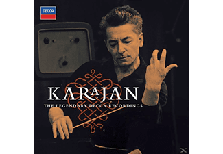 Herbert von Karajan, Herbert Von/wp Karajan - Karajan The Legendary Decca Recordings [CD]