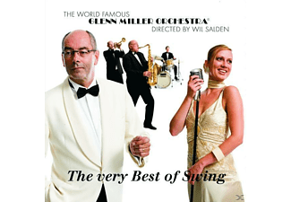 Glenn Orchestra Miller - Best Of Swing, The Very [CD]