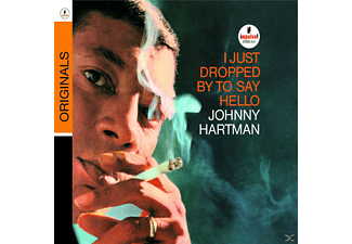 Johnny Hartman - I Just Dropped By To Say Hello - (CD)