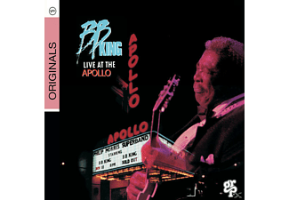 B.B. King - Live At The Apollo (CD)