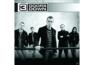 3 Doors Down - 3 DOORS DOWN [CD]