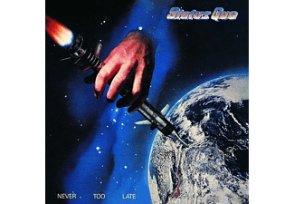 Status Quo - Never Too Late [CD]