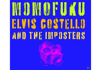 Elvis Costello - Momofuku [CD]