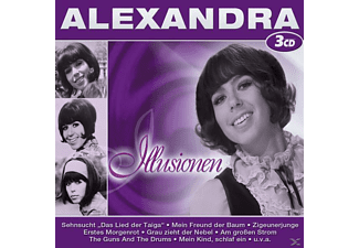Alexandra - Illusionen - (CD)