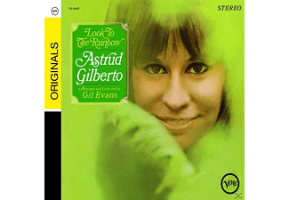 Astrud Gilberto - Look To The Rainbow [CD]