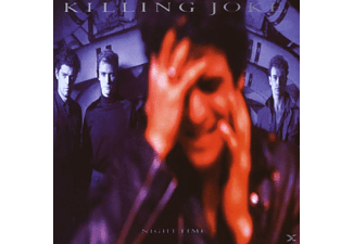 Killing Joke - Night Time-Remaster+Bonus [CD]