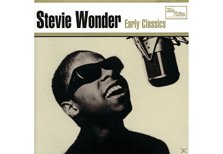 Stevie Wonder - Early Classics [CD]