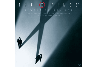VARIOUS, OST/VARIOUS - The X-Files: I Want To Believe - (CD)