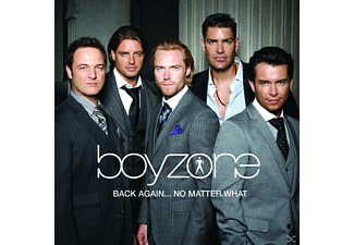 Boyzone - Back Again...No Matter What-The Greatest Hits [CD]