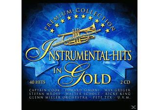 VARIOUS - Instrumental-Hits In Gold - (CD)