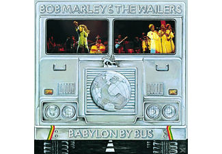 Bob Marley & The Wailers - Babylon by Bus (CD)