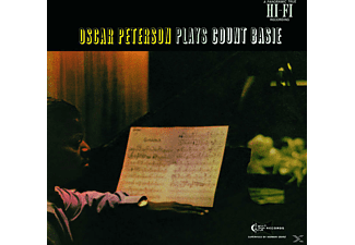 Oscar Peterson - Plays Count Basie [CD]