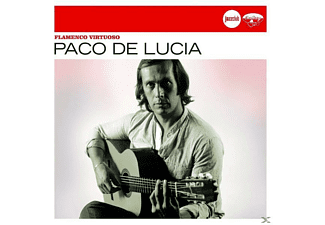 Paco de Lucía - FLAMENCO VIRTUOSO (JAZZ CLUB) - (CD)