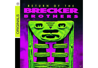 The Brecker Brothers - Return Of The Brecker Brothers - (CD)