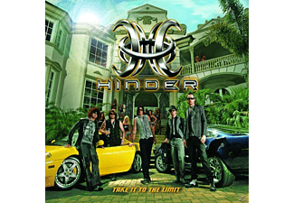 Hinder - Take It To The Limit [CD]