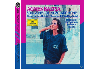 Agnes Baltsa, Baltsa/Xarhakos/Athens Experimental Orchestra/+ - Songs My Country Taught Me [CD]