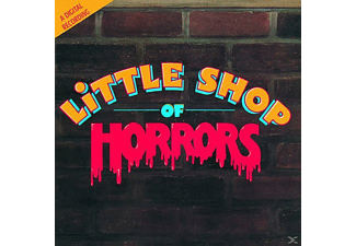VARIOUS, OST/LITTLE SHOP OF H - Little Shop Of Horrors [CD]