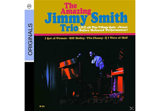 Jimmy Smith - Live At The Village Gate - (CD)