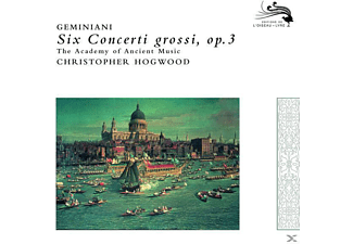 Johann Michael Haydn, Christopher/aam Hogwood - 6 Concerti Grossi Op.3 - (CD)