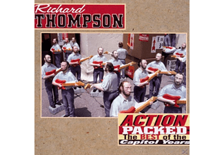 Richard Thompson - Action Packed/The Best Of The Capitol Years [CD]