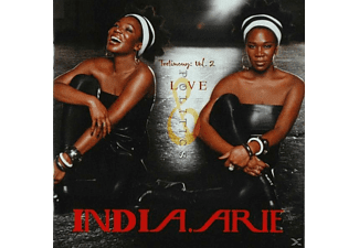 India Arie, India.Arie - Testimony: Vol.2, Love & Politics [CD]