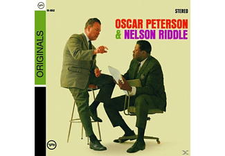 PETERSON,OSCRAR & RIDDLE,NELSON, Oscar & Nelson Riddle Peterson - Oscar Peterson & Nelson Riddle [CD]