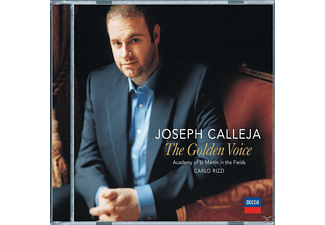 Joseph Calleja, Calleja,Joseph/Rizzi,Carlo/AMF - THE GOLDEN VOICE - (CD)