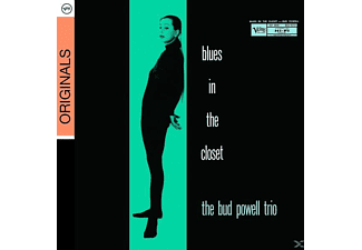 Bud Powell - Blues In The Closet [CD]