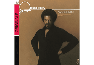 Quincy Jones - You've Got It Bad Girl - (CD)