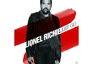 Lionel Richie - Just Go - (CD)