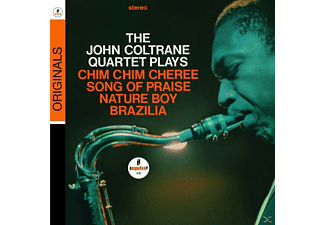 John Coltrane - The John Coltrane Quartet Plays [CD]
