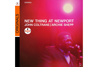 John Coltrane, Coltrane,John/Shepp,Archie - New Thing At Newport [CD]