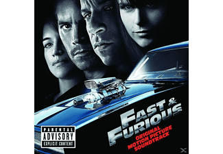 VARIOUS, OST/VARIOUS - FAST AND FURIOUS [CD]