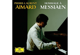 Pierre Aimard, Pierre-Laurent Aimard - Hommage A Messiaen - (CD)