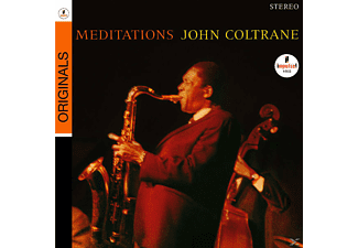 John Coltrane - Meditations [CD]