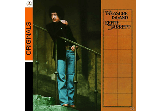Keith Jarrett - Treasure Island [CD]