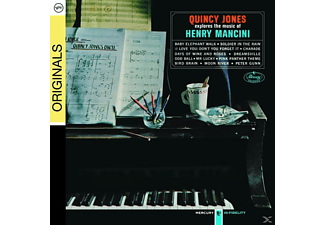 Quincy Jones - Explores The Music Of Henry Mancini [CD]