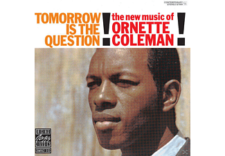 Ornette Coleman - TOMORROW IS THE QUESTION! [CD]
