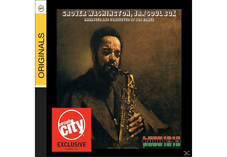 Grover Jr. Washington - Soul Box - (CD)