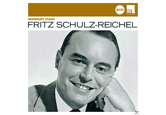 VARIOUS, Fritz Schulz-reichel - MIDNIGHT PIANO (JAZZ CLUB) - (CD)