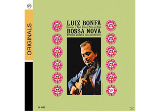 Luiz Bonfá - Composer Of Black Orpheus Plays Bossa Nova [CD]