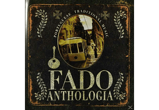 VARIOUS - Fado Anthologia - (CD)