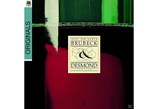 Dave Brubeck, Brubeck, Dave / Desmond, Paul - 1975: The Duets [CD]