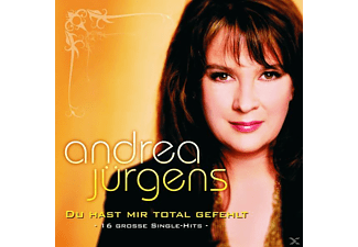 Andrea Jürgens - Du Hast Mir Total Gefehlt-16 Grosse Single-Hits - (CD)