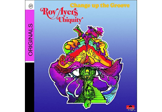 Roy Ayers - Change Up The Groove [CD]